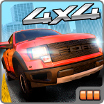 Drag Racing 4x4 Android Igra