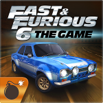 Fast and Furious 6 Android Igrica