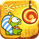 Cut the Rope Time Travel android igrica