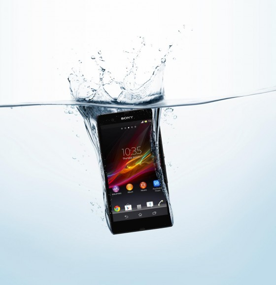 Sony Xperia Z android mobitel